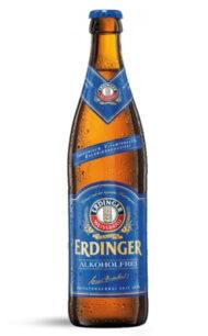 Cerveza Alemana Erdinger Sin alcohol  500cc