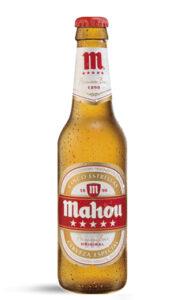 Cerveza España Mahou Dorada 24 Botellas 330cc