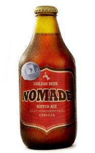 Cerveza Chilena Nomade Scotch 24 Botellas 330cc