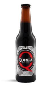 Cerveza Chilena Quimera Imperial Stout 12 Botellas 330cc