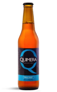 Cerveza Chilena Quimera Pale ale 12 Botellas 330cc