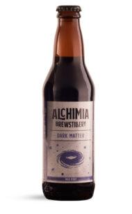 Cerveza Chilena Alchimia Dark Matter  330cc