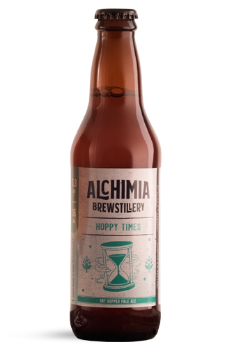 Cerveza Chilena Alchimia Hoppy Times  330cc