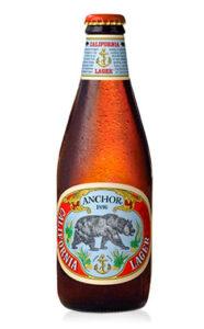Cerveza Estados Unidos Anchor California  355cc