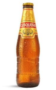 Cerveza Peruana Cusqueña Dorada  330cc