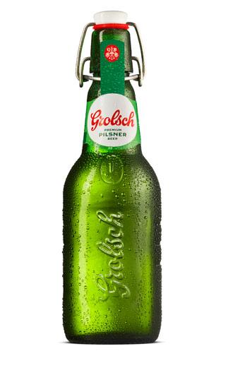 Cerveza Holandesa Grolsch Lager  450cc
