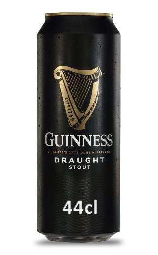 Cerveza Irlandesa Guinness Draught Stout   473cc