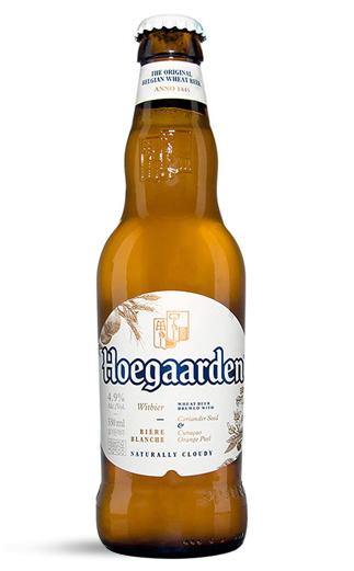 Cerveza Belga Hoegaarden Trigo  330cc