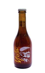 Cerveza Chilena La Montaña Rauchbier Yuta  330cc
