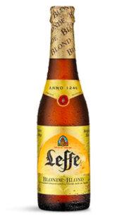 Cerveza Belga Leffe Blonde  330cc