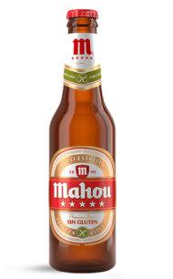 Cerveza España Mahou Sin gluten  330cc