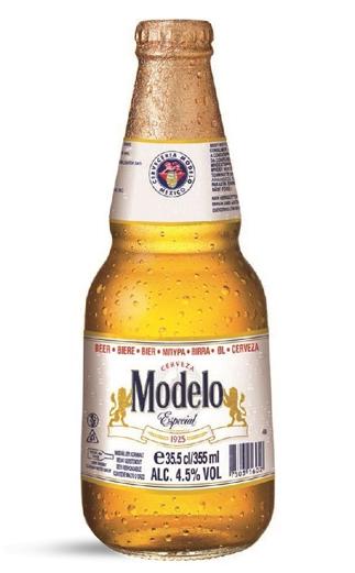 Cerveza Mexicana Modelo Especial Lager  325cc