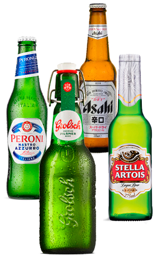Mix Pack Lagers 24 Unidades