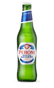Cerveza Italiana Peroni Lager  330cc