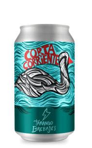 Cerveza Chilena Tamango Corta Corriente   355 cc