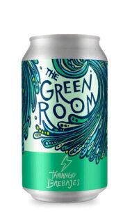 Cerveza Chilena Tamango Green Room   355 cc