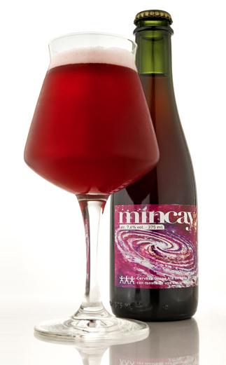 Cerveza Chilena Zigurat Mincay  375cc