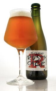 Cerveza Chilena Zigurat Rusty Cage  375cc