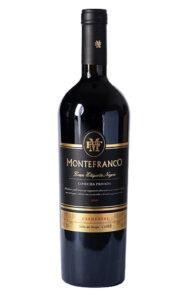 Vino Tinto Montefranco Gran Etiqueta Negra Carmenere $9.990