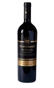 Vino Tinto Montefranco Gran Etiqueta Negra Cabernet $9.990